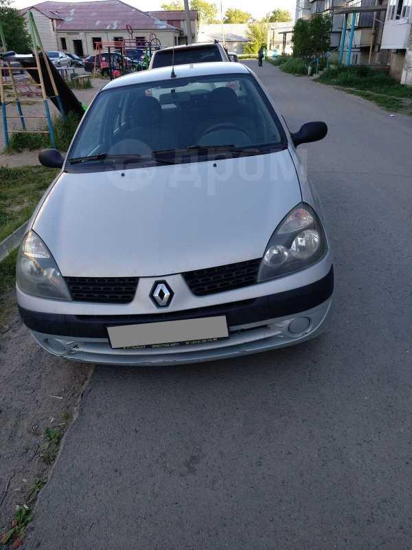 Renault Symbol, 2002 год, 135 000 руб.