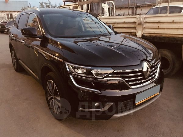Renault Koleos, 2018 год, 1 900 000 руб.