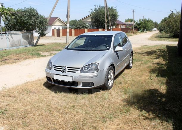 Volkswagen Golf, 2006 год, 360 000 руб.