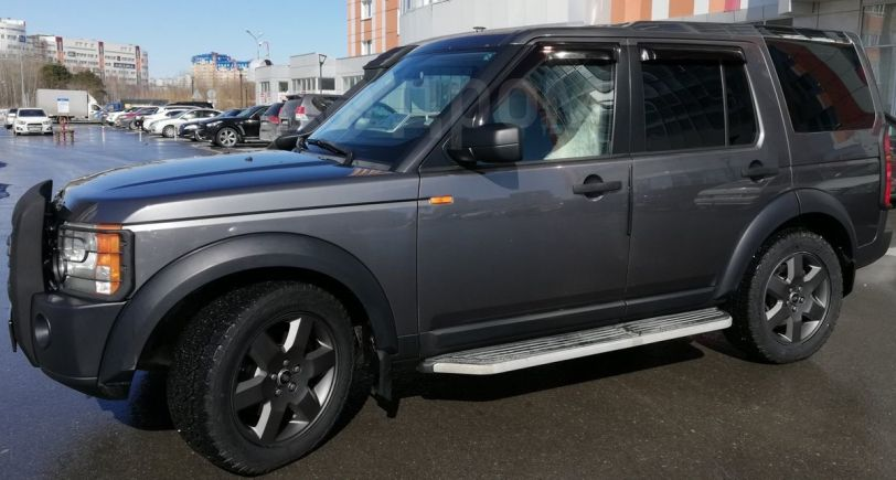 Land Rover Discovery, 2006 год, 840 000 руб.