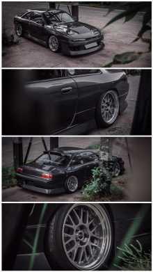 Москва 200SX 1997