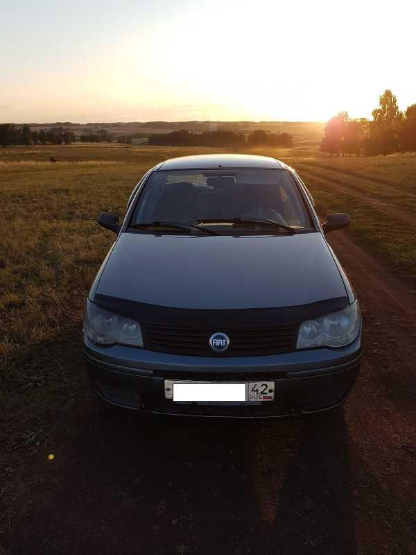 Fiat Albea, 2007 год, 205 000 руб.