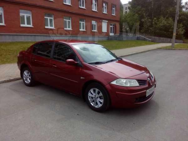 Renault Megane, 2007 год, 205 000 руб.