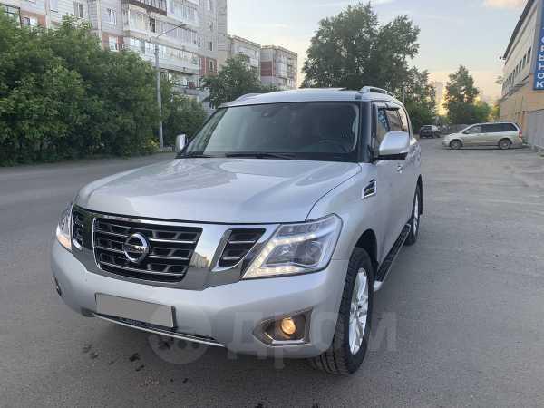 Nissan Patrol, 2013 год, 1 440 000 руб.