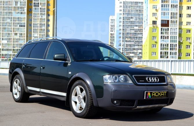 Audi A6 allroad quattro, 2004 год, 370 000 руб.