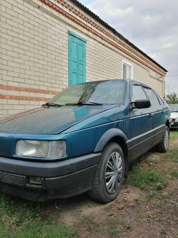 Volkswagen Passat, 1991 год, 117 000 руб.