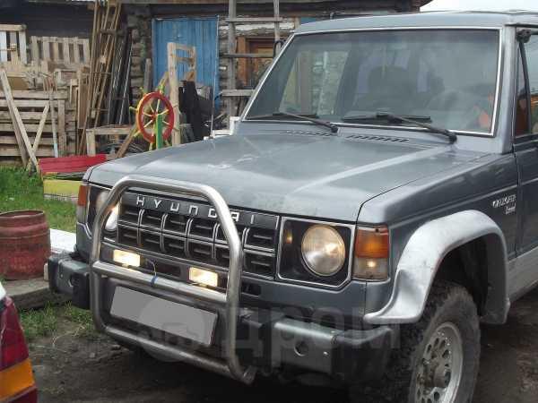 Hyundai Galloper, 1993 год, 245 000 руб.