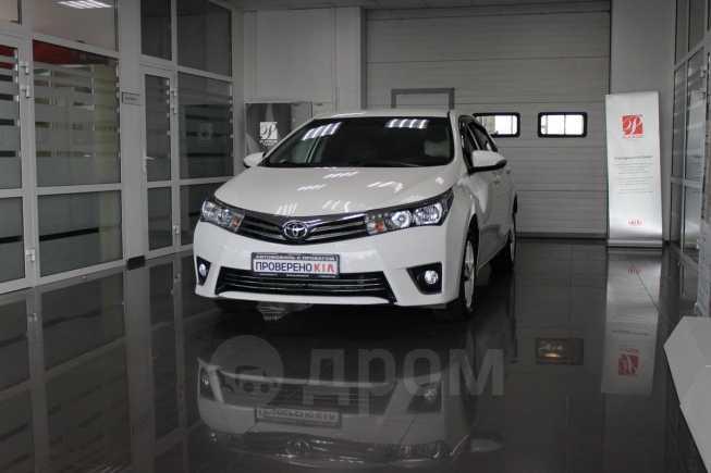 Toyota Corolla, 2015 год, 847 000 руб.