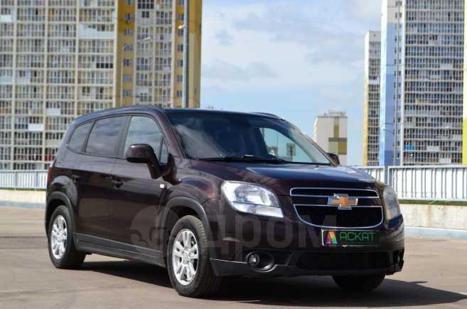 Chevrolet Orlando, 2013 год, 600 000 руб.