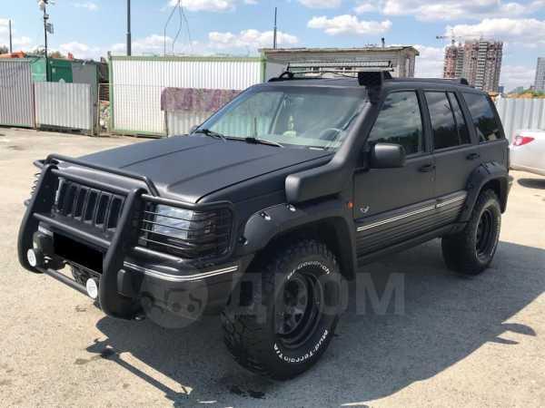Jeep Grand Cherokee, 1994 год, 349 000 руб.