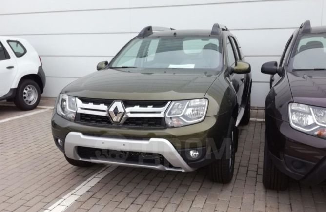 Renault Duster, 2019 год, 961 970 руб.