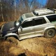 Toyota Hilux Surf, 1999 год, 680 000 руб.