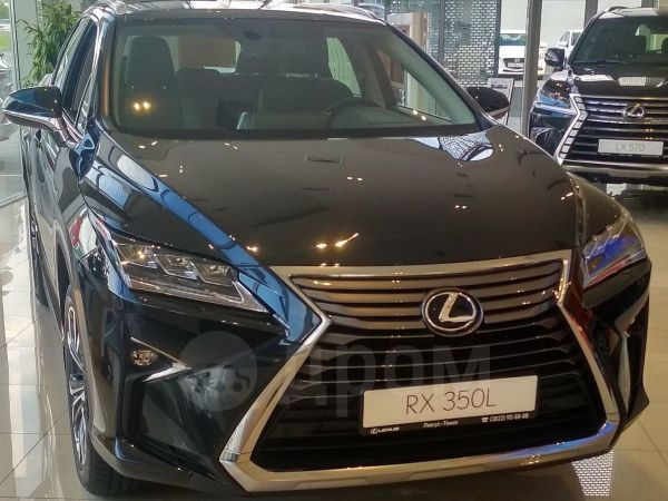 Lexus RX350L, 2019 год, 4 259 000 руб.