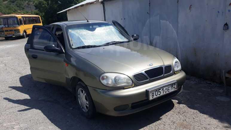 Daewoo Sens, 2005 год, 100 000 руб.