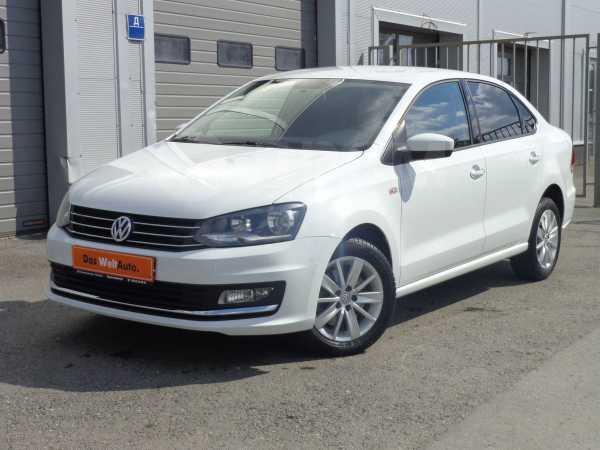 Volkswagen Polo, 2016 год, 695 000 руб.