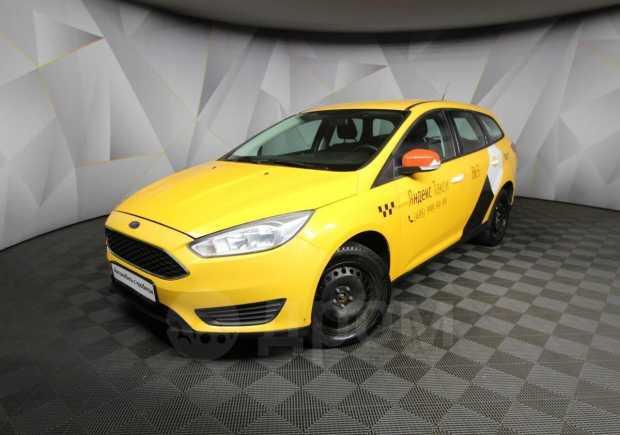 Ford Focus, 2017 год, 525 000 руб.