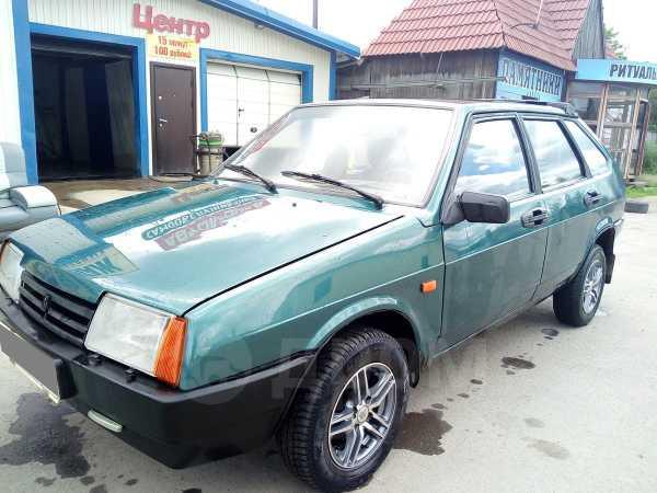 Лада 2109, 1996 год, 60 000 руб.