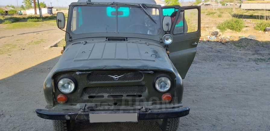 УАЗ 469, 1979 год, 90 000 руб.