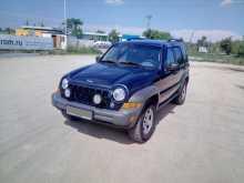 Jeep Cherokee, 2006 г., Челябинск
