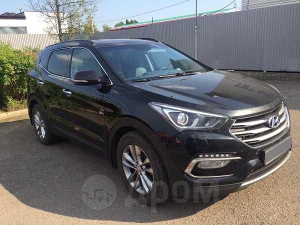 Hyundai Santa Fe, 2015 год, 999 000 руб.