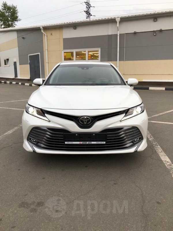 Toyota Camry, 2019 год, 1 990 000 руб.
