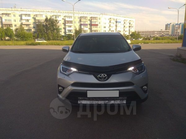 Toyota RAV4, 2018 год, 1 455 000 руб.