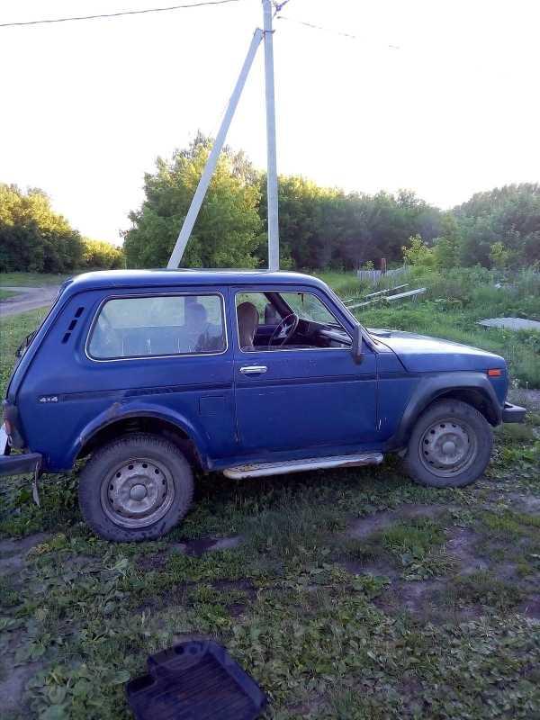 Лада 4x4 2121 Нива, 2002 год, 90 000 руб.