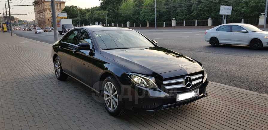 Mercedes-Benz E-Class, 2018 год, 2 550 000 руб.
