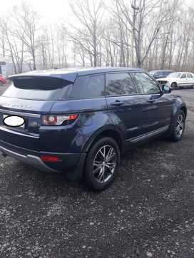 Новокузнецк Range Rover Evoque
