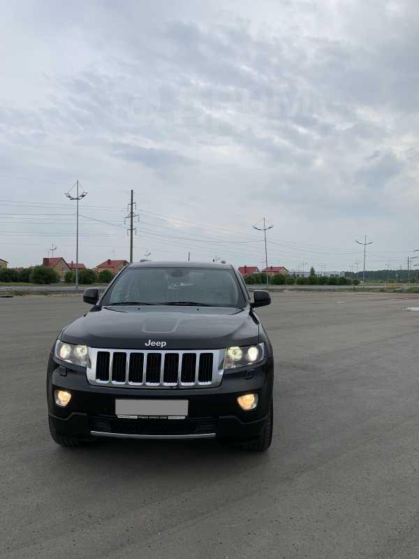 Jeep Grand Cherokee, 2011 год, 1 070 000 руб.