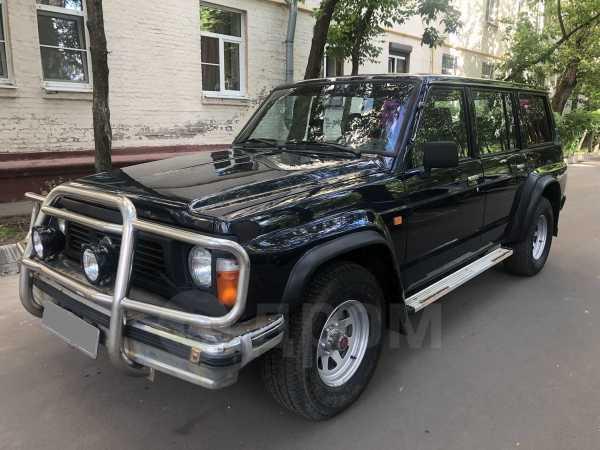 Nissan Patrol, 1991 год, 410 000 руб.
