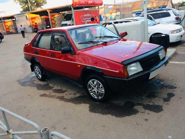 Лада 21099, 1992 год, 33 000 руб.