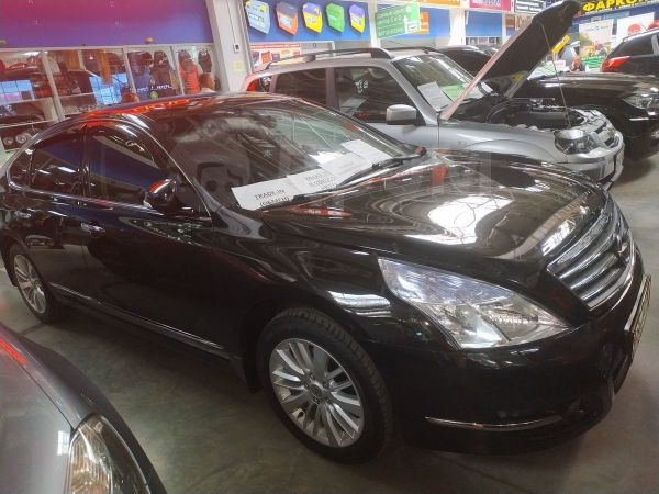 Nissan Teana, 2012 год, 645 000 руб.