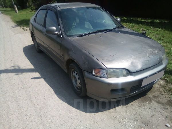 Honda Civic Ferio, 1993 год, 75 000 руб.
