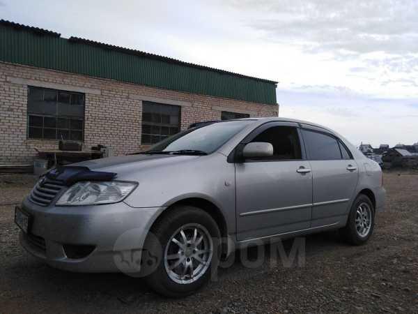 Toyota Corolla, 2005 год, 460 000 руб.