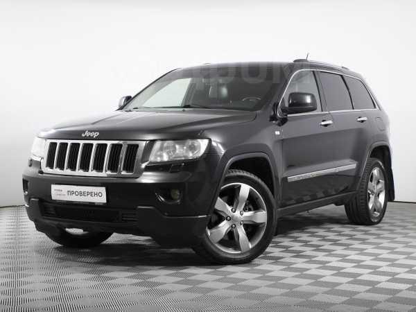 Jeep Grand Cherokee, 2012 год, 1 335 000 руб.