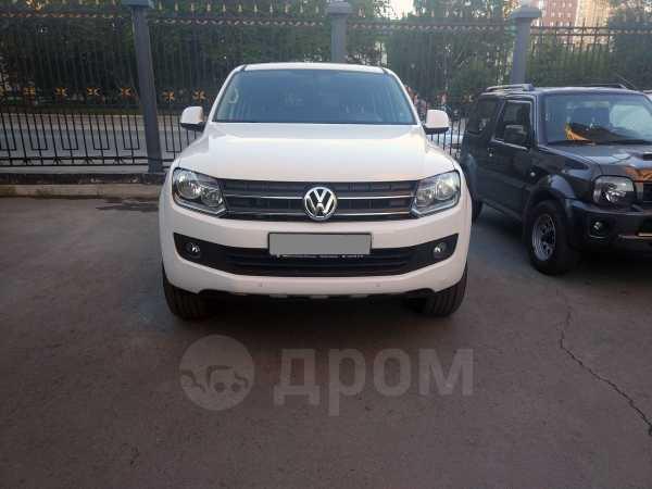 Volkswagen Amarok, 2016 год, 1 650 000 руб.