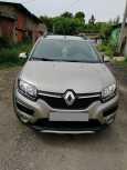 Renault Sandero Stepway, 2016 год, 595 000 руб.