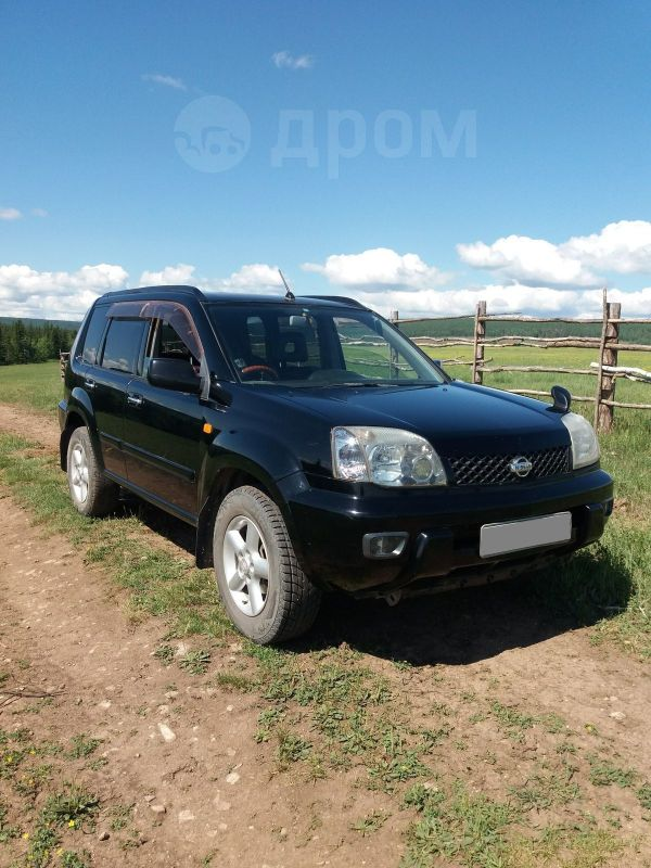 Nissan X-Trail, 2001 год, 300 000 руб.