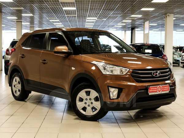 Hyundai Creta, 2016 год, 894 500 руб.
