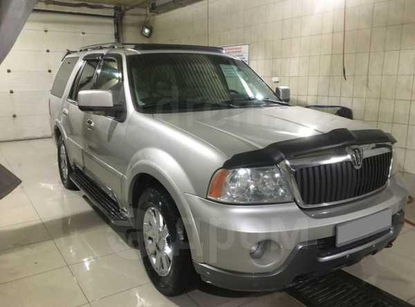 Lincoln Navigator, 2002 год, 800 000 руб.