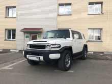 Челябинск FJ Cruiser 2013