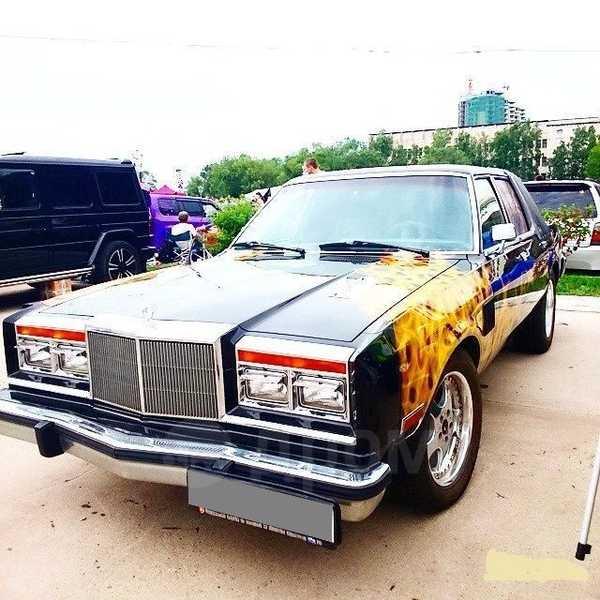 Chrysler Le Baron, 1986 год, 800 000 руб.