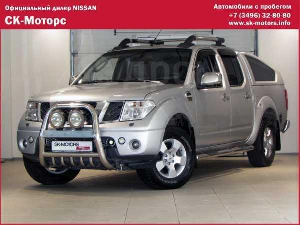 Nissan Navara, 2007 год, 649 000 руб.
