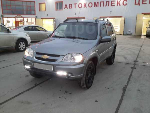 Chevrolet Niva, 2015 год, 600 000 руб.