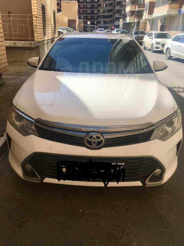 Toyota Camry, 2016 год, 1 250 000 руб.