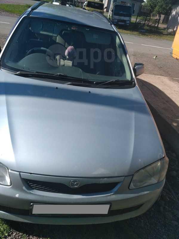 Mazda Familia, 1999 год, 170 000 руб.