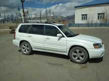 Горно-Алтайск Forester 2002