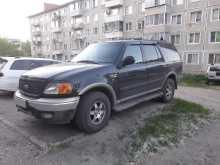 Свободный Expedition 2001