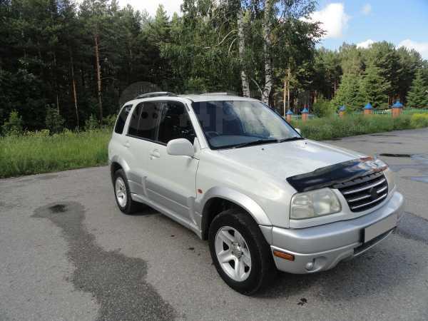 Suzuki Escudo, 2001 год, 370 000 руб.